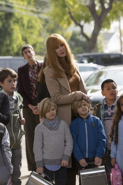 Celeste and the Twins - Big Little Lies Season 1 Episode 1