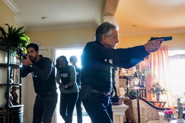 Criminal Minds Season 14 Episode 13 Review: Chameleon - TV Fanatic