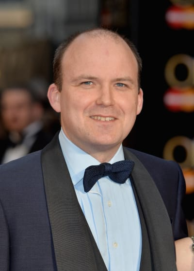 Rory Kinnear Attends Event