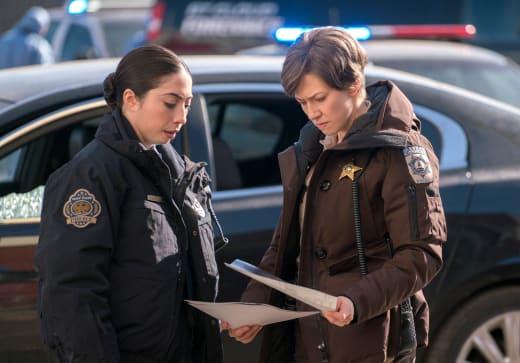 Gloria and Winnie - Fargo Season 3 Episode 10
