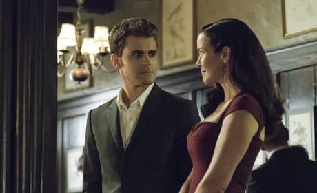 Trying to Make Nice - The Vampire Diaries Season 7 Episode 6