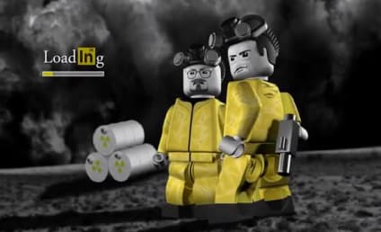 Presenting: Breaking Bad, the LEGO Video Game!