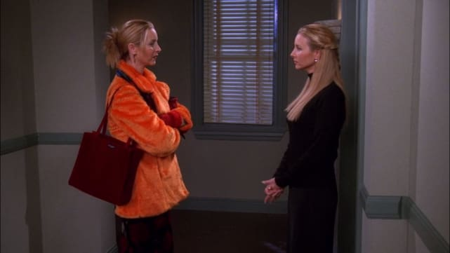 Phoebe and Ursula - Friends