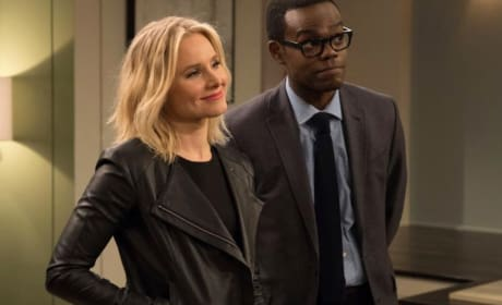 Back Again! - The Good Place
