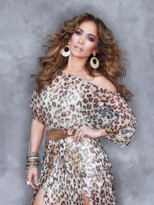 Jennifer Lopez Idol Pic