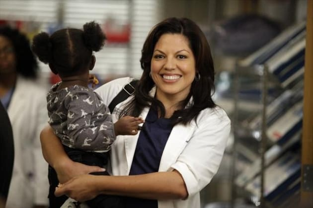 The Smiling Callie