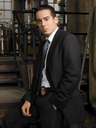 Agent Charlie Francis