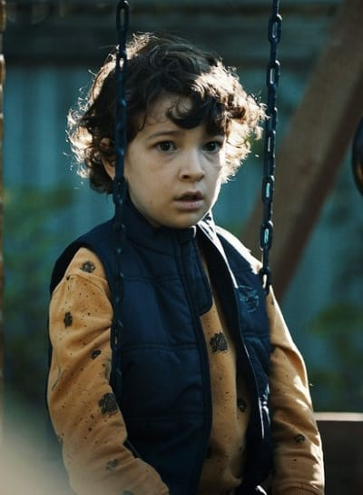 Jamie on the Swings - SurrealEstate Season 1 Episode 2