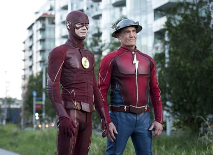Watch The Flash Season 3 Episode 2 Online