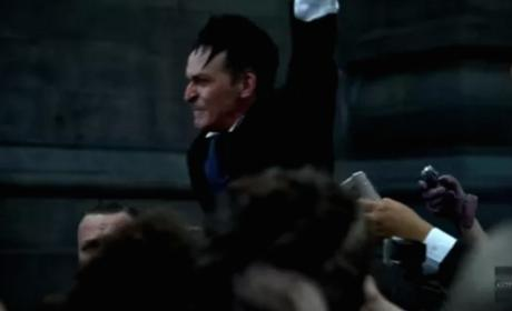 Gotham Promo: Penguin Makes His Mark