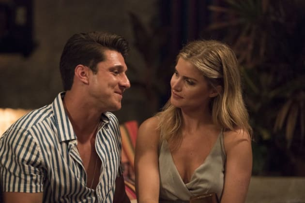 Arriving in Paradise - Bachelor in Paradise