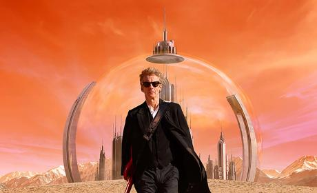 Facing Off - Doctor Who