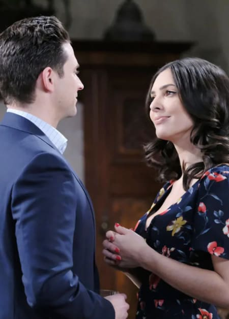 Professing Their Love - Days of Our Lives