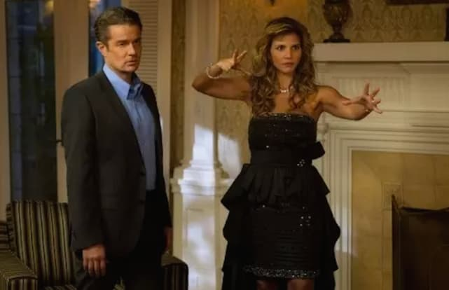 James Marsters and Charisma Carpenter - Supernatural