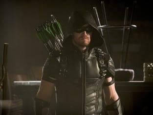 Green Arrow Season 4 Episode 2