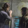 Kane Talking to Octavia - The 100 Season 3 Episode 5