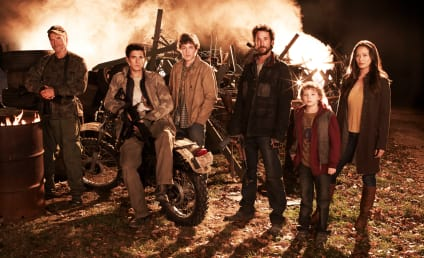 Falling Skies Debuts to Record Ratings