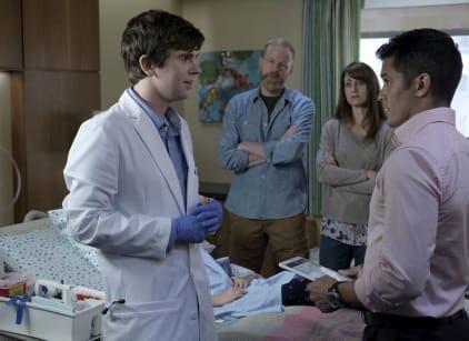 Watch The Good Doctor Season 1 Episode 2 Online