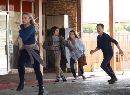 Watch The Gifted Season 1 Episode 1 Online