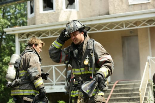 Severide - Chicago Fire Season 4 Episode 1