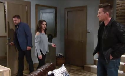 General Hospital: Drew, Sam & Jason Triangle Stalled One Year Later