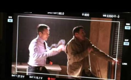 Castle: Watch Ryan & Espo Bust Out the Moves