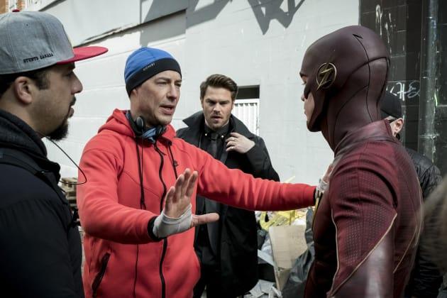 A Few Notes - The Flash Season 3 Episode 19