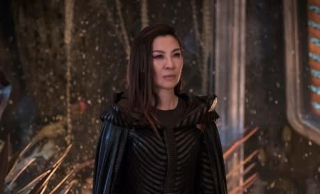 Captain Philippa Returns - Star Trek: Discovery