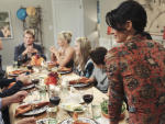 Thanksgiving in Cougar Town