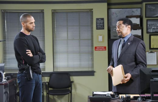 Eli and Abe - Days of Our Lives