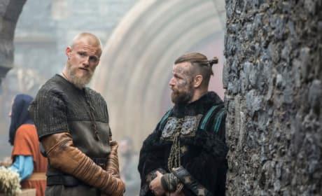 Solidifying Alliances - Vikings