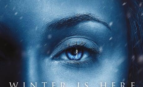 Sansa Stark Season 7 Poster - Game of Thrones