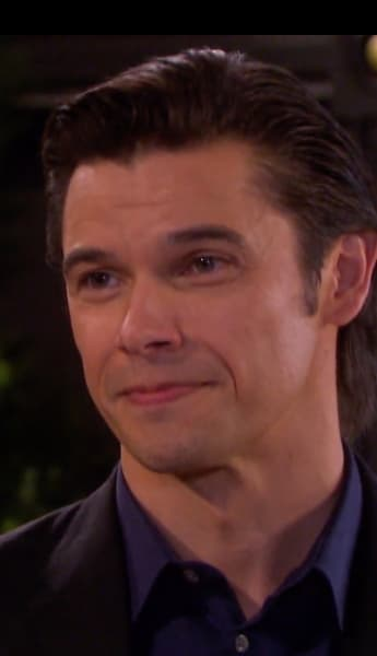 Xander Is Thrilled - Days of Our Lives