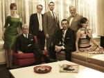 Mad Men Cast Picture