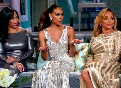 Watch The Real Housewives of Potomac Season 1 Episode 12 Online