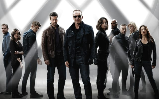 Agents of SHIELD - ABC