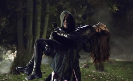 Arrow and the Huntress