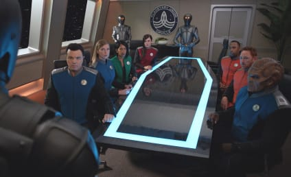 The Orville Season 2 Episode 9 Review: Identity, Pt.2