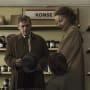 Walter and Ingrid - Deutschland86 Season 2 Episode 3
