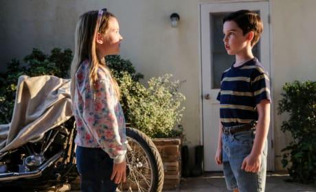 Sheldon Is Getting Bullied - Young Sheldon