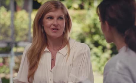Connie Britton on SMILF
