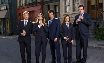 Who is Getting Back Together on How I Met Your Mother?