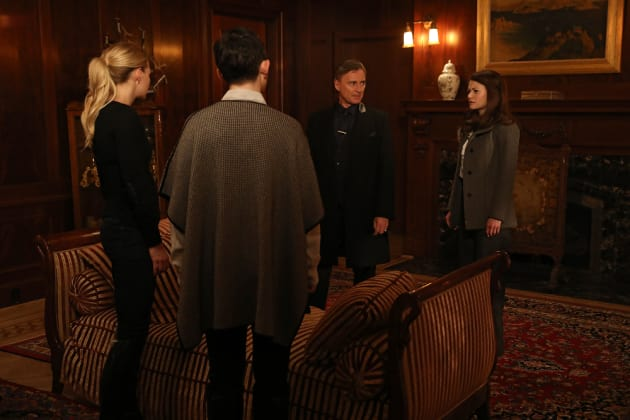 Belle's Choice? - Once Upon a Time Season 6 Episode 16