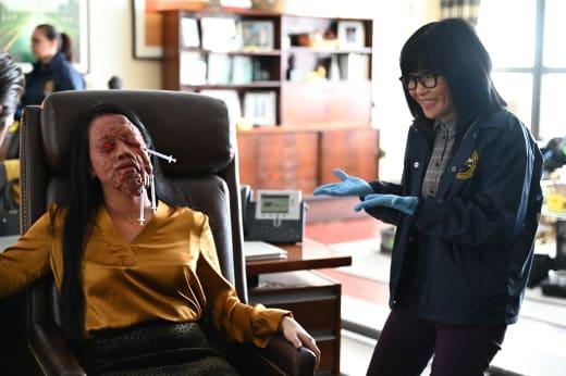 Edrisa Geeks Out  - Prodigal Son Season 2 Episode 7