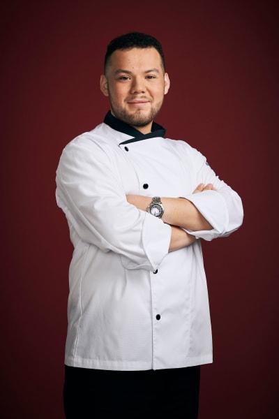 Kevin  - Hell's Kitchen Season 20 Episode 1