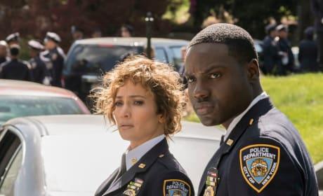 Harlee and Loman - Shades of Blue Season 3 Episode 1