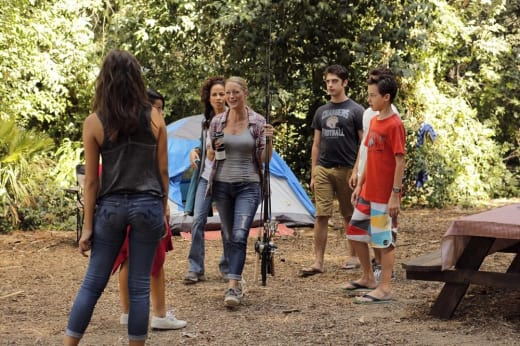 Camping Trip - The Fosters