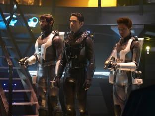 On An Enemy Ship - Star Trek: Discovery
