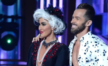 Artem Chigvintsev Speaks Out After Carrie Ann Inaba Awards Him and Kaitlyn Bristowe A Low Score on DWTS
