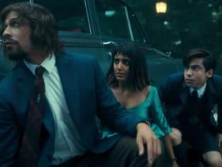 Three Party Crashers - The Umbrella Academy Season 2 Episode 4